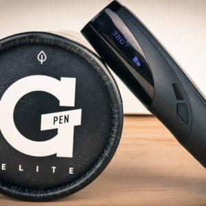 Vaporizér G Pen Elite (Vaporizér na suché byliny)