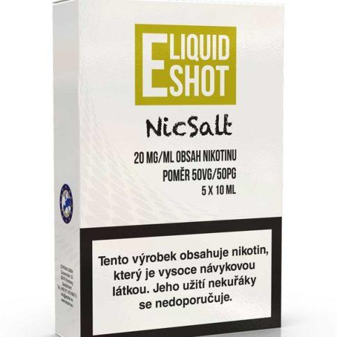 Booster s nikotinovou solí