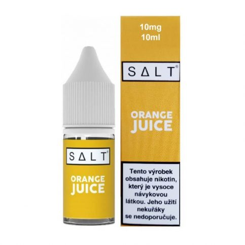 Juice Sauz SALT Orange Juice