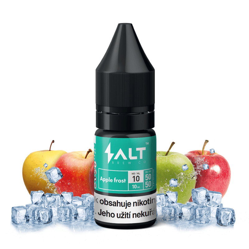 Salt Brew Co - Apple Frost