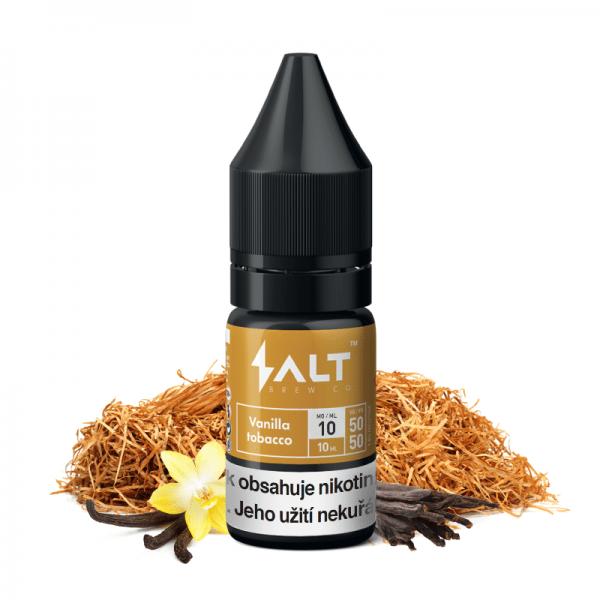 Salt Brew Co - Vanilla Tobacco