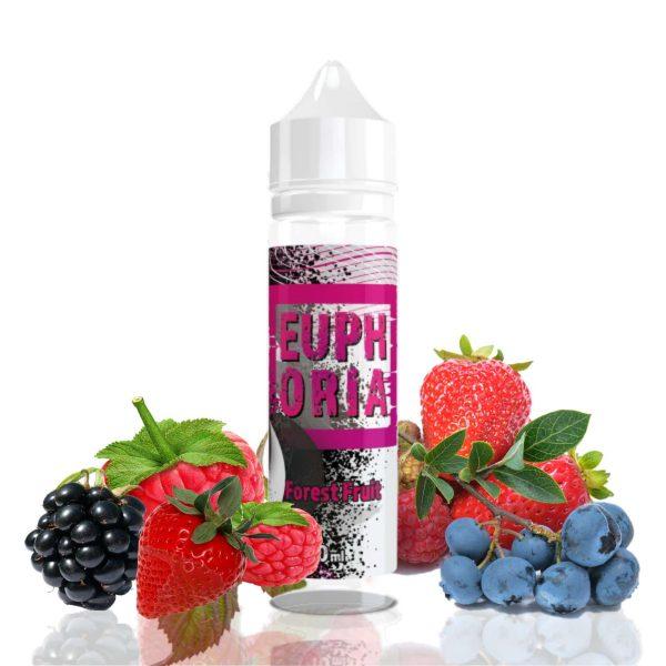 Příchuť Euphoria - Forest Fruit