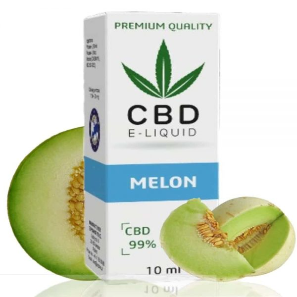 CBD Vape Liquid - Melon