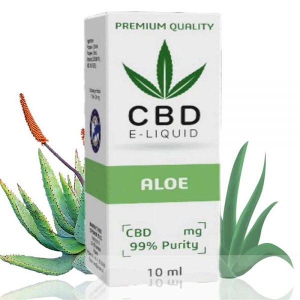 CBD Vape Liquid - Aloe