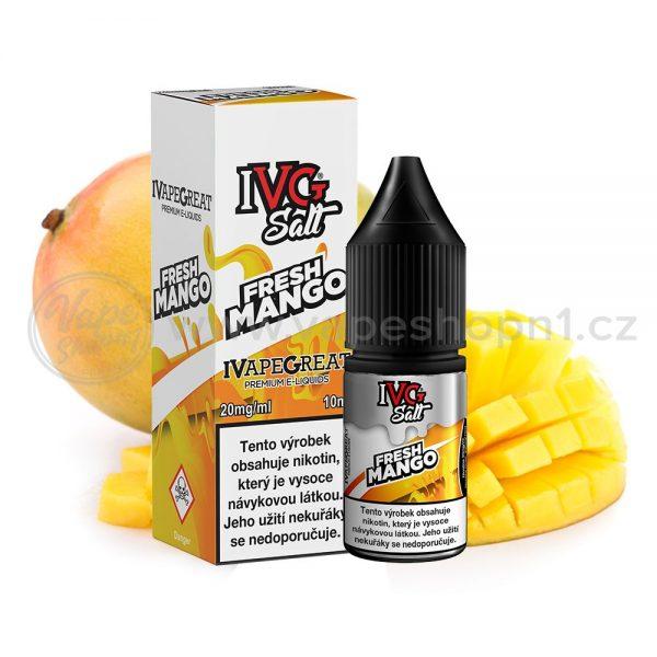 ivg - salt Čerstvé mango