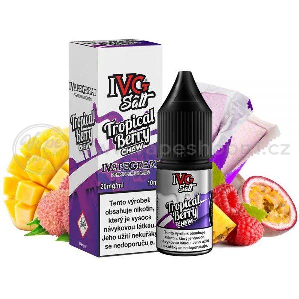 IVG Salt - Tropická žvýkačka