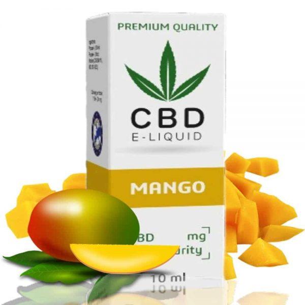 CBD Vape Liquid - Mango