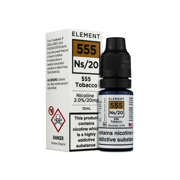Element salt - Honey Roast Tobacco