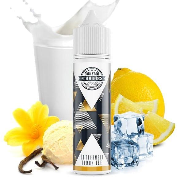 Custom Flavours by Ziko - Bottermelk Lemon Iced