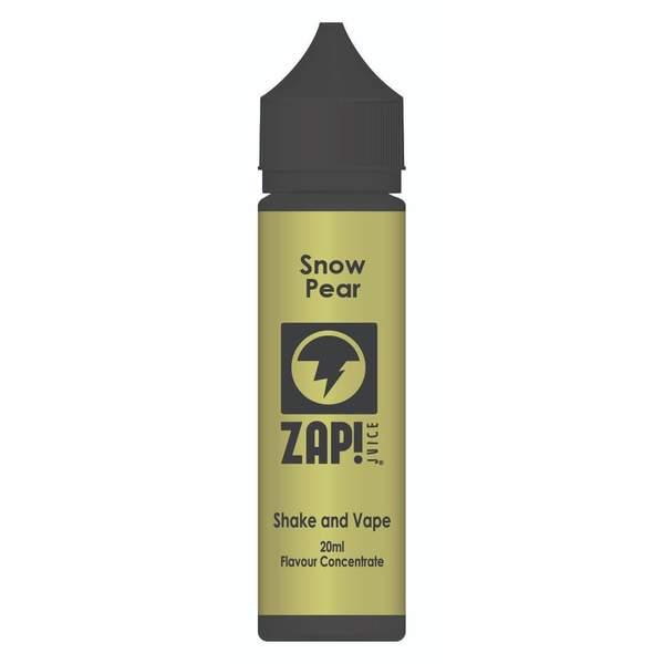 ZAP Juice Snow Pear