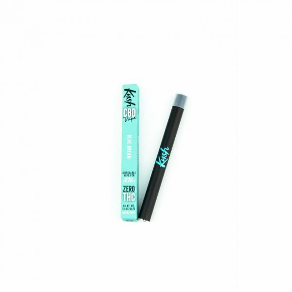 Kush Vape CBD - Blue Dream, 200 mg CBD