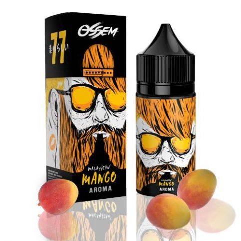 Ossem Juice příchuť - Malaysian Mango 30ml