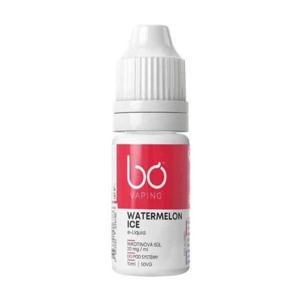 BO Vaping - Watermelon Ice Salt 20mg