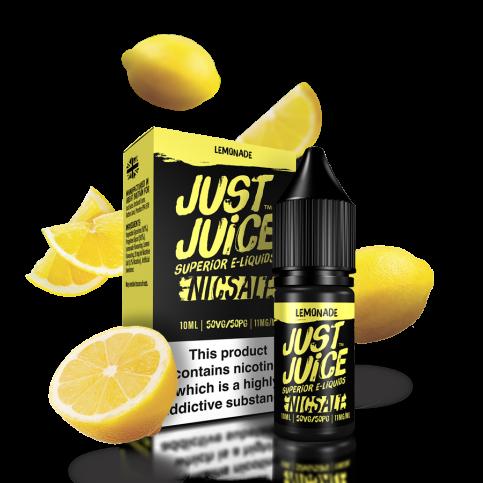 JUST JUICE – LEMONADE Salt