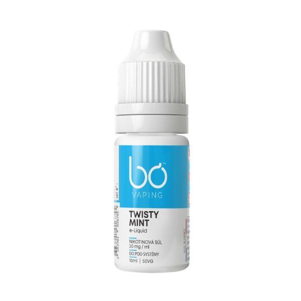BO Vaping - Twisty Mint Salt 20mg