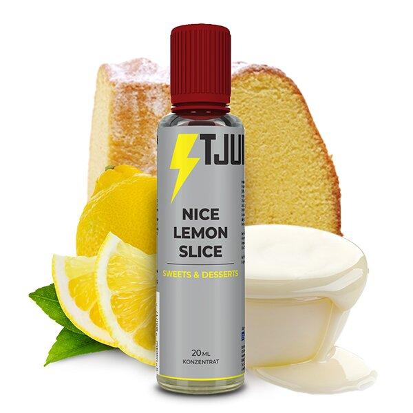 T-juice Nice Lemon Slice