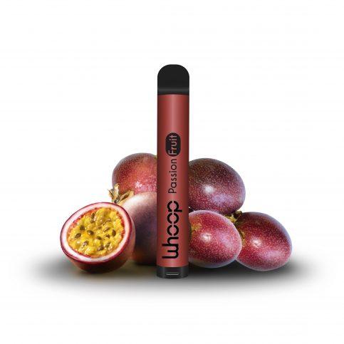 Whoop Passion Fruit jednorázová e-cigareta